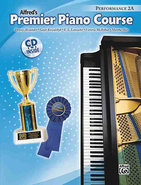 - Premier Piano Course Performance Book 2A Instruc