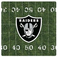 - Oakland Raiders Mouse Pad - Black