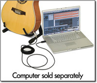 - USB Guitar Cable Adapter