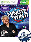 Minute to Win It - PRE-OWNED - Xbox 360