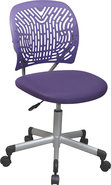- Mesh Task Chair - Purple