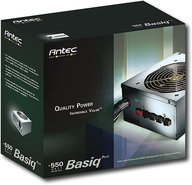 - Basiq ATX12V & EPS12V Power Supply - Gray