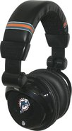 - Miami Dolphins Over-the-Ear DJ Headphones