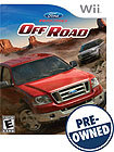 Ford Racing Off Road - PRE-OWNED - Nintendo Wii