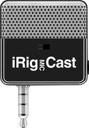 - iRig Mic Cast Condenser Microphone for Select Ap