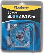 Antec - 3125   LED CPU Cooling Fan - Blue