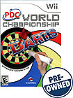 PDC World Championship Darts - PRE-OWNED - Nintend