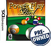 Power Play Pool - PRE-OWNED - Nintendo DS