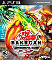 Bakugan: Defenders of the Core - PlayStation 3