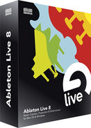- Live 8 Digital Audio Workstation Software