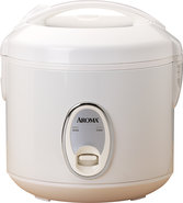 - 4-Cup Rice Cooker - White