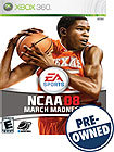 NCAA March Madness 08 - PRE-OWNED - Xbox 360