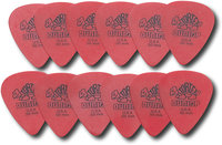 - Tortex Guitar Picks (12-Pack) - Red