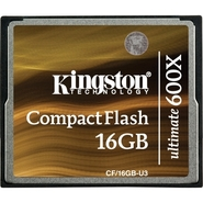 - Ultimate 16 GB CompactFlash (CF) Card - 1 Card