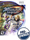 Soul Calibur Legends - PRE-OWNED - Nintendo Wii