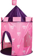 - Pop-Up Princess Play Castle - Purple/Pink