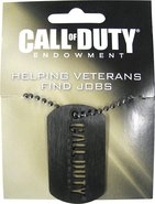 - Call of Duty Endowment Dog Tags