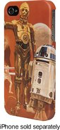 - Star Wars Droids Saga Case for Apple iPhone 4 an