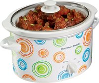 - 3-Quart Slow Cooker