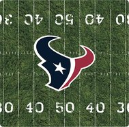 - Houston Texans Mouse Pad - Black