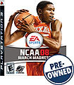 NCAA March Madness 08 - PRE-OWNED - PlayStation 3