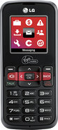 - LG 101 No-Contract Mobile Phone - Black