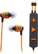 - Image S4i Rugged Earbud Headphones - Orange
