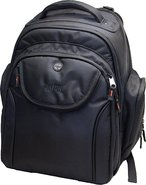 - G-CLUB-Style DJ Backpack - Black
