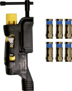 - CoaxMax Cable Termination Tool