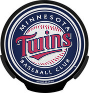 - Minnesota Twins Power Decal