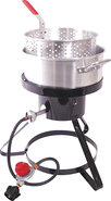 - 10-Quart Outdoor Classic Fish Cooker - Stainless