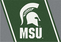 - Michigan State Small Rug