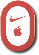 - Nike+ iPod Wireless Sensor
