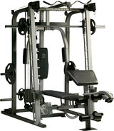 Gold's Gym - Platinum Smith Machine and Bench