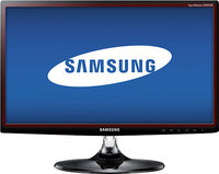 Samsung - 22   LCD Monitor - Transparent Red