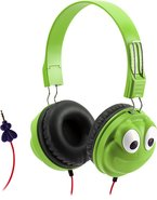 - KaZoo MyPhones Frog Over-the-Ear Headphones - Gr