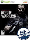 Rogue Warrior - PRE-OWNED - Xbox 360