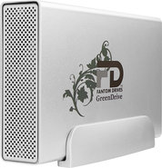 - GreenDrive 3 1TB External USB 30 Hard Drive - Si