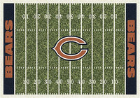 - Chicago Bears Small Rug