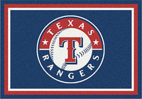 - Texas Rangers Small Rug