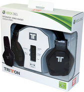 - Tritton Detonator Stereo Headset for Xbox 360