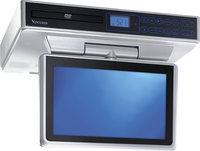 Venturer - Under-the-Cabinet DVD Player with 10