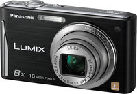 - Lumix FH27 161-Megapixel Digital Camera - Black