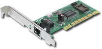- Desktop 10/100 PCI Network Card