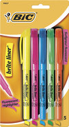 - Brite Liner Chisel-Tip Highlighters (5-Count) - 