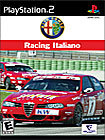 Alfa Romeo Racing Italiano - PlayStation 2