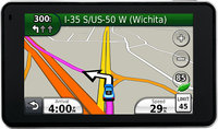 Garmin - nuvi 43   Automobile Portable GPS Navigat