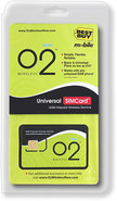 - Universal SIM Card