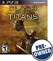 Clash of the Titans - PRE-OWNED - PlayStation 3