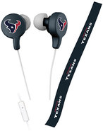 - Houston Texans Shoelace Earbud Headphones